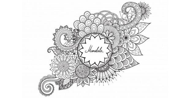 Motifs mandala : comment apprendre à dessiner un mandala ?
