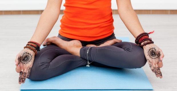 Ma pratique du Yoga : les tapis de mandala m'aident à me concentrer